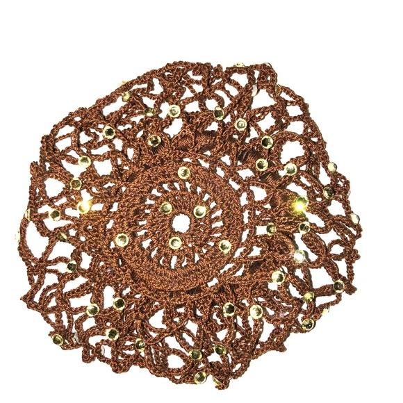 Accessories Nwot Swarovski Crystal Ballet Bun Cover Poshmark